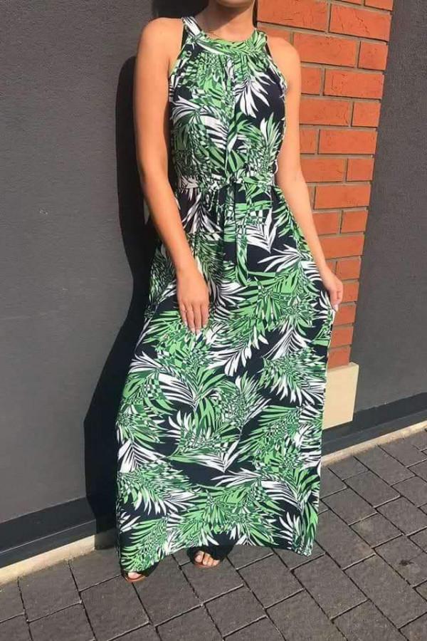 Sukienka HAITI Miss Sara Maxi