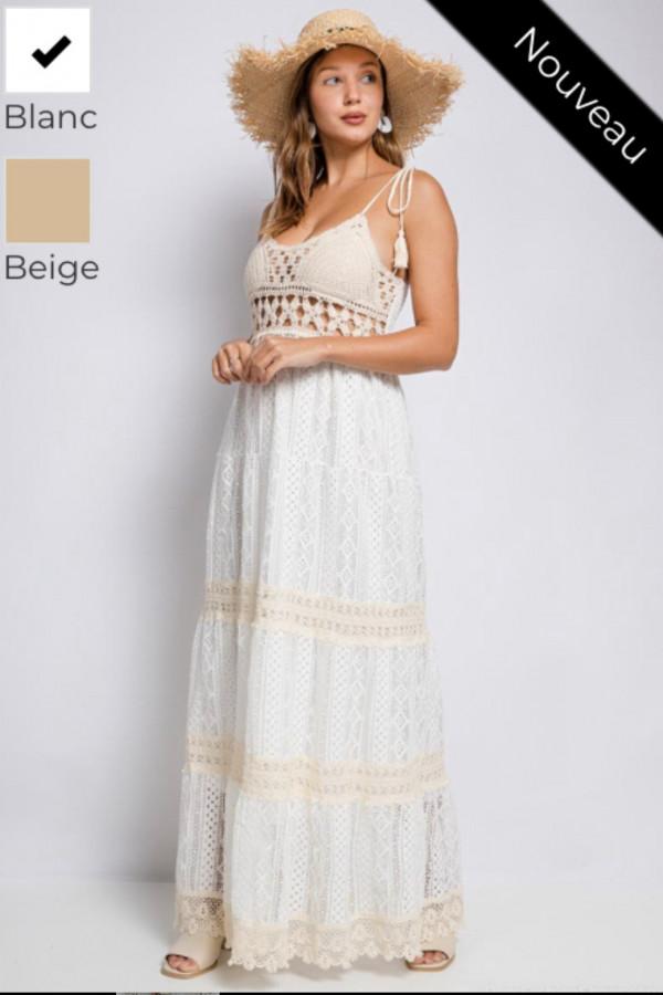 Sukienka SARDYNIA styl BOHO 7