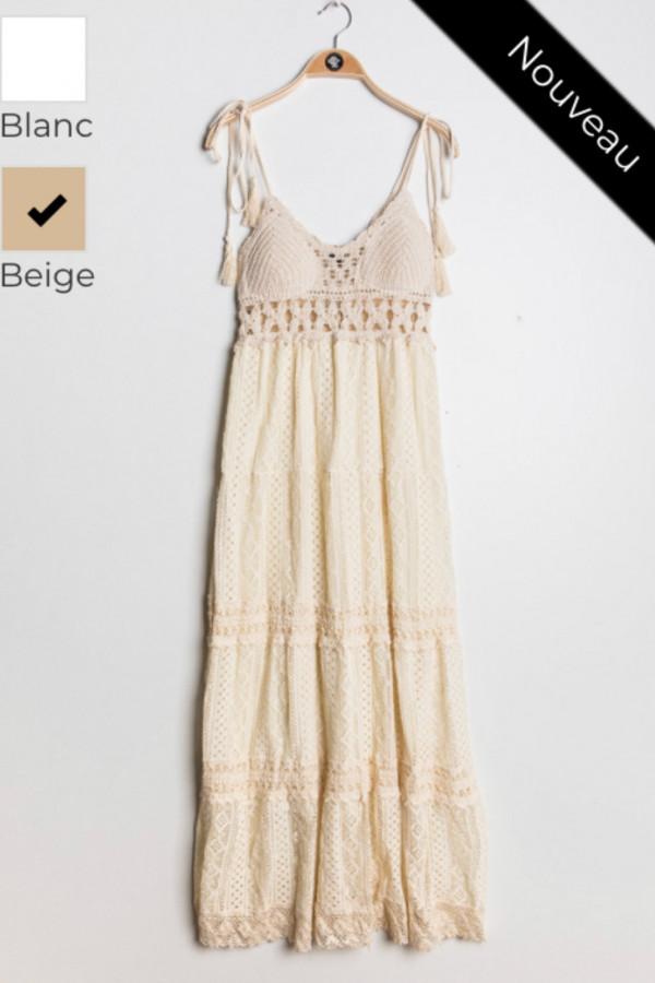 Sukienka SARDYNIA styl BOHO 3