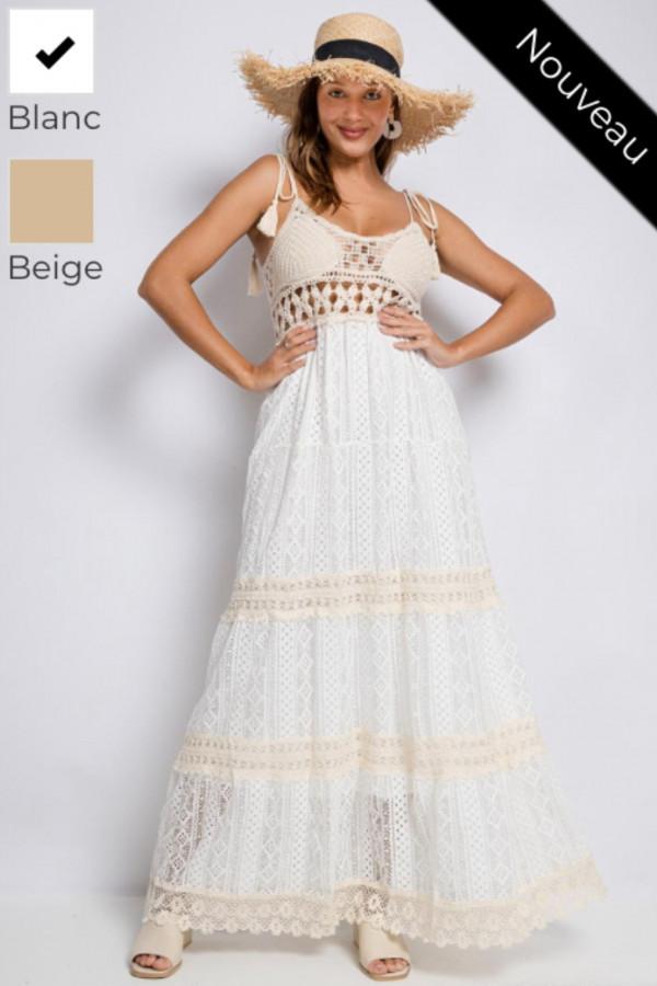 Sukienka SARDYNIA styl BOHO 5