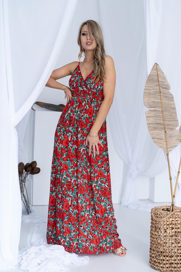 Sukienka MAKI Miss Sara Slim 12