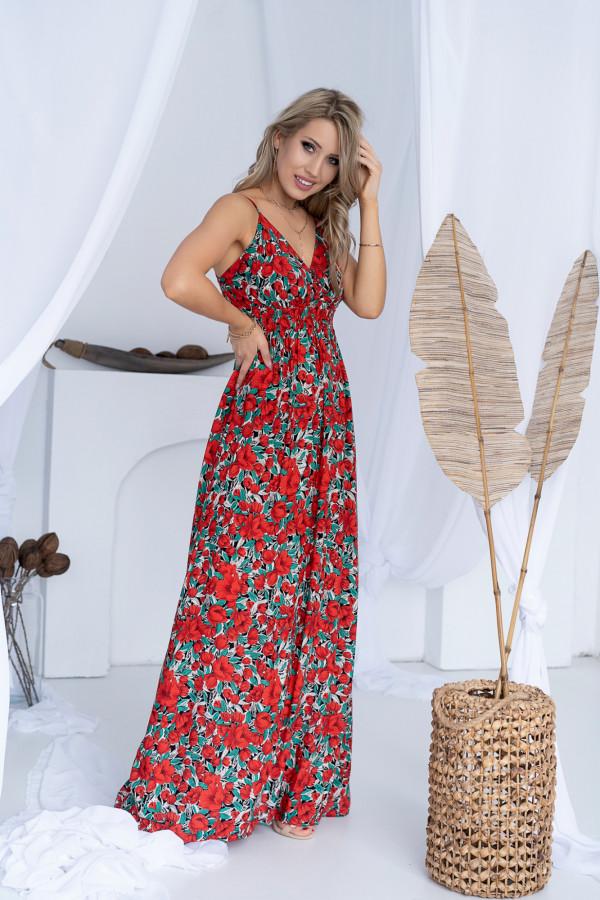 Sukienka MAKI Miss Sara Slim 22