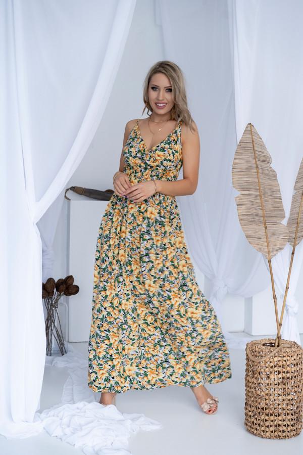 Sukienka MAKI Miss Sara Slim 20
