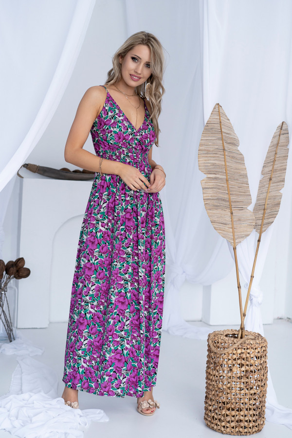 Sukienka MAKI Miss Sara Slim 19
