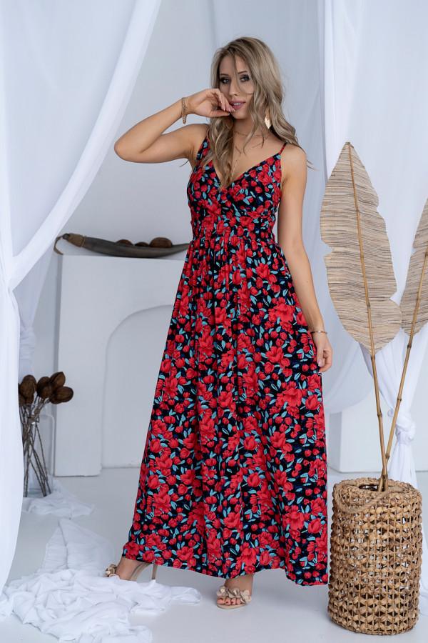 Sukienka MAKI Miss Sara Slim 14