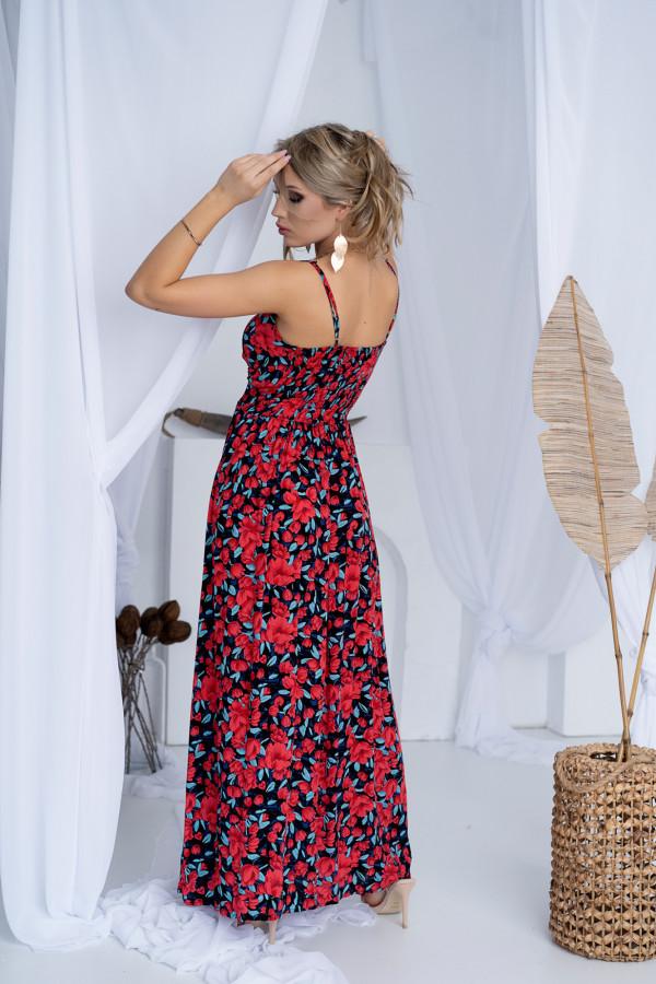 Sukienka MAKI Miss Sara Slim 11