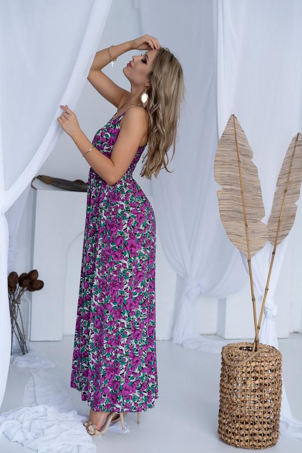 Sukienka MAKI Miss Sara Slim 7