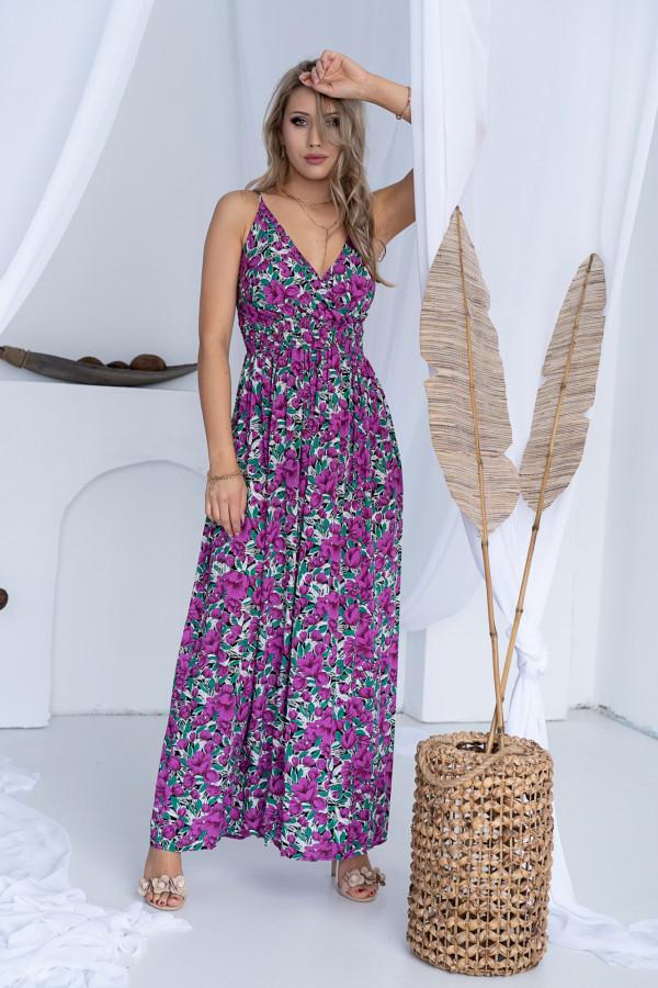 Sukienka MAKI Miss Sara Slim 6
