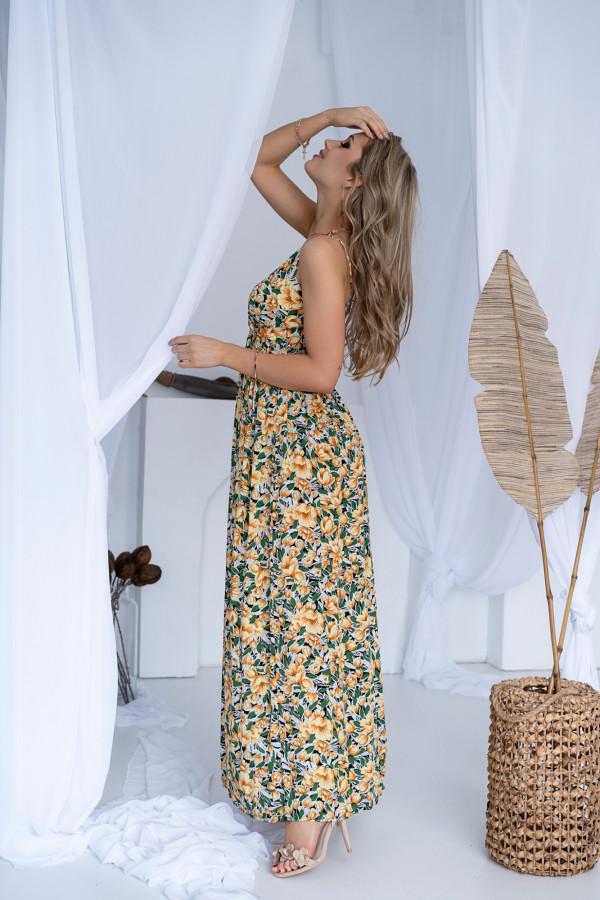 Sukienka MAKI Miss Sara Slim 5