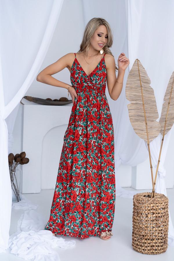 Sukienka MAKI Miss Sara Slim 2