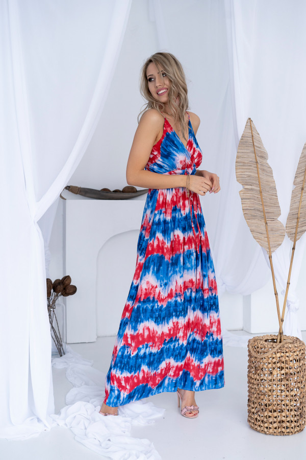 Sukienka BLUE LAGOON Miss Sara Twine