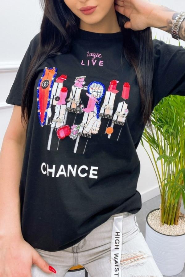 Tshirt CHANCE