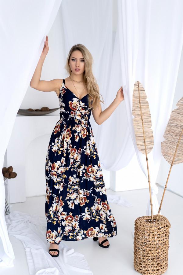 Sukienka GLORIA Miss Sara Slim 9