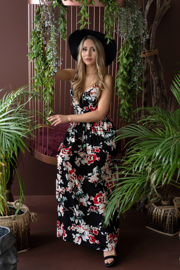 Sukienka GLORIA Miss Sara Slim 6