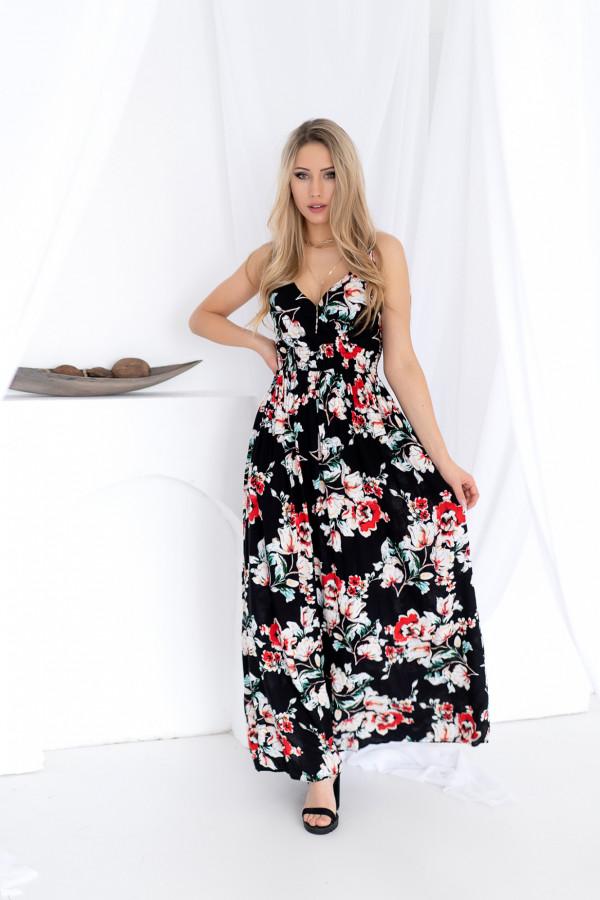 Sukienka GLORIA Miss Sara Slim 3