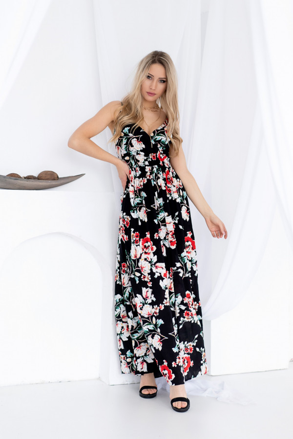 Sukienka GLORIA Miss Sara Slim 12