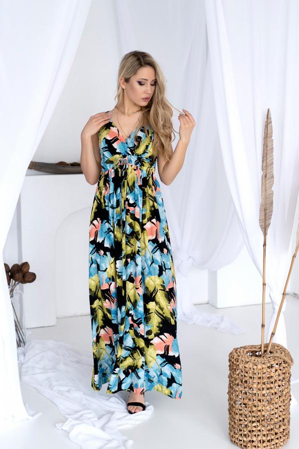 Sukienka YELLOW Miss Sara Twine 16