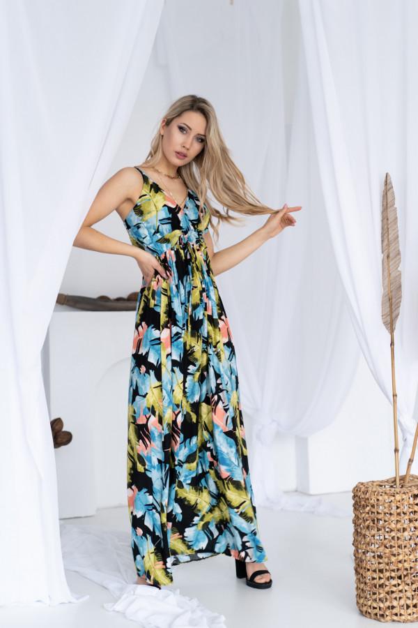 Sukienka YELLOW Miss Sara Twine 15