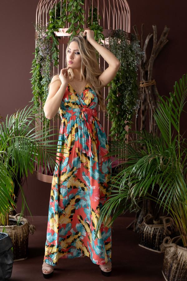 Sukienka YELLOW Miss Sara Twine 12
