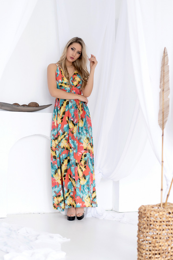 Sukienka YELLOW Miss Sara Twine 11