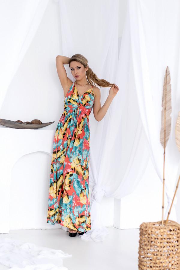 Sukienka YELLOW Miss Sara Twine 1