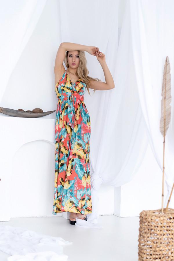 Sukienka YELLOW Miss Sara Twine 9