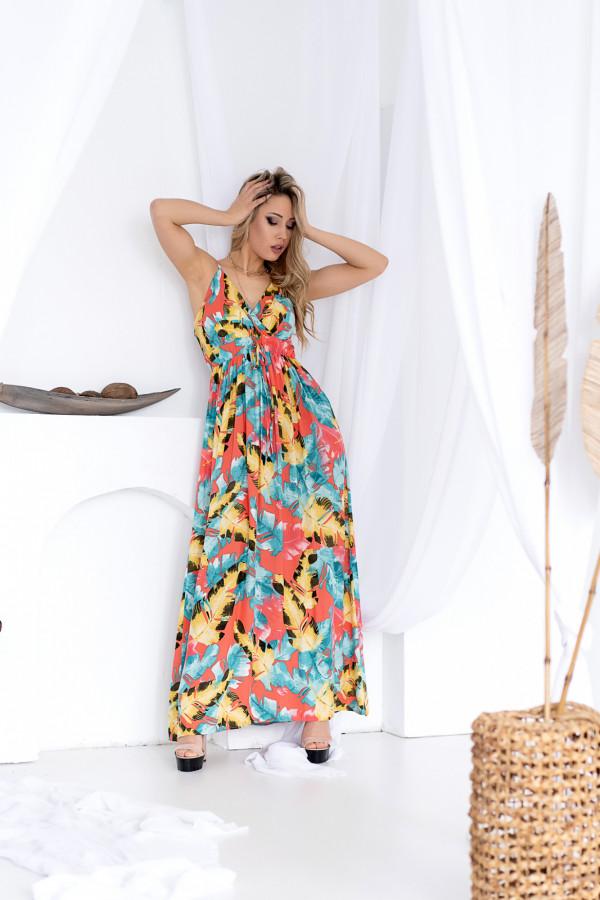 Sukienka YELLOW Miss Sara Twine 8