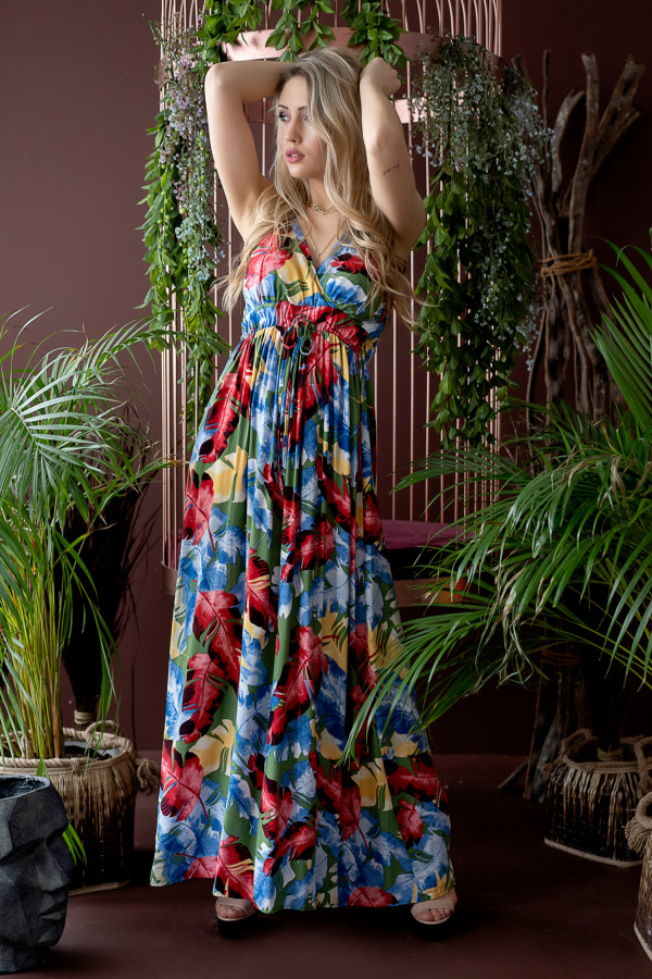 Sukienka YELLOW Miss Sara Twine 6