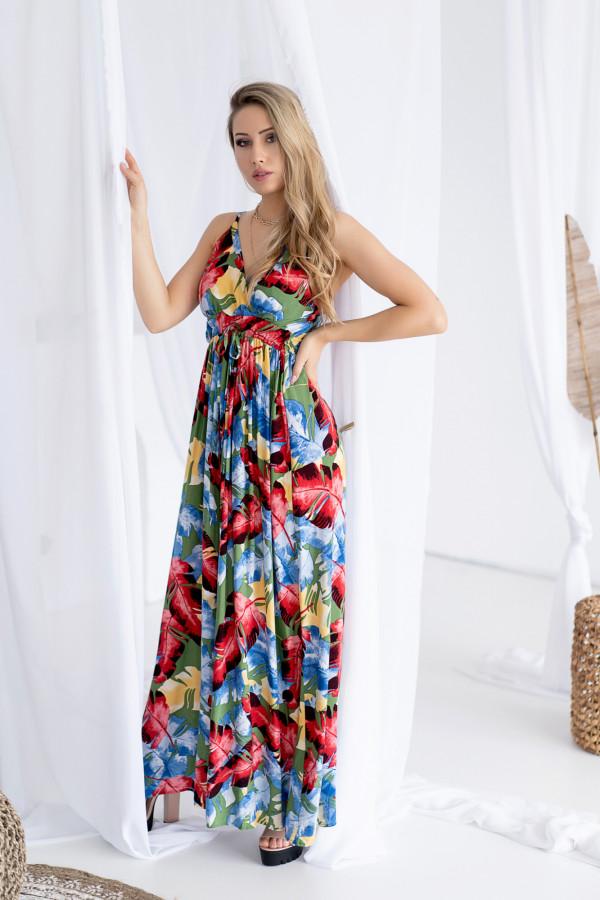 Sukienka YELLOW Miss Sara Twine 4