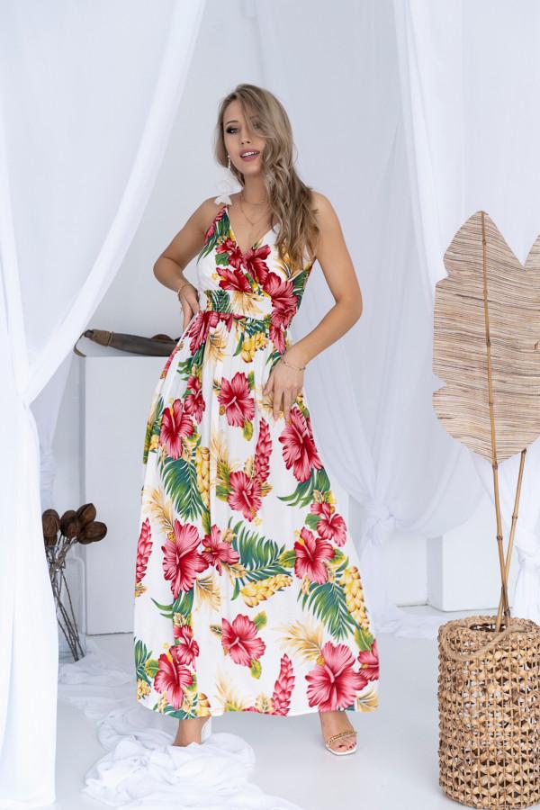 Sukienka NORA Miss Sara Slim 8