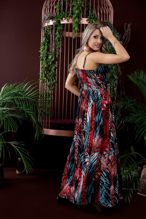 Sukienka INDONEZJA Miss Sara Slim 4