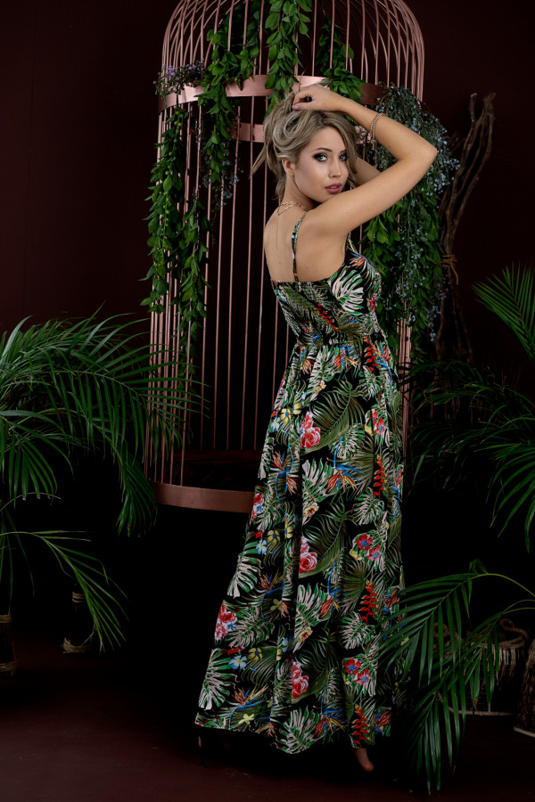 Sukienka BORA BORA Miss Sara Slim 9