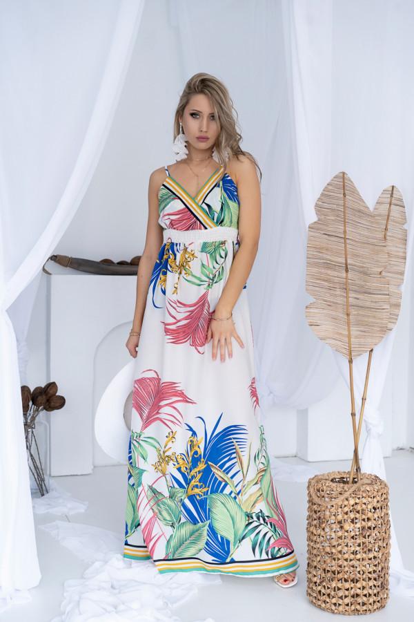 Sukienka HORTENSJA Miss Sara Slim 12