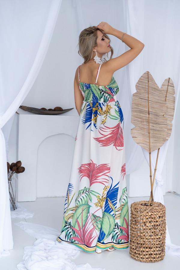 Sukienka HORTENSJA Miss Sara Slim 1