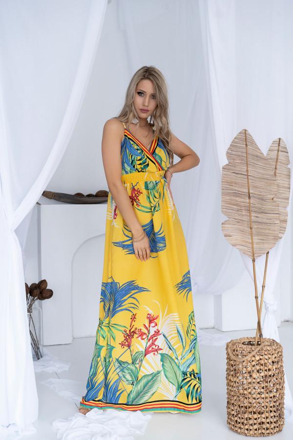 Sukienka HORTENSJA Miss Sara Slim 9