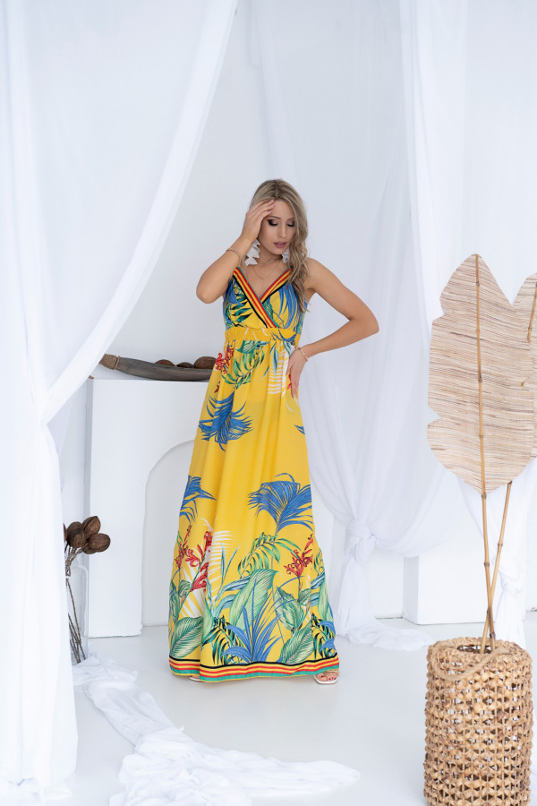 Sukienka HORTENSJA Miss Sara Slim 7