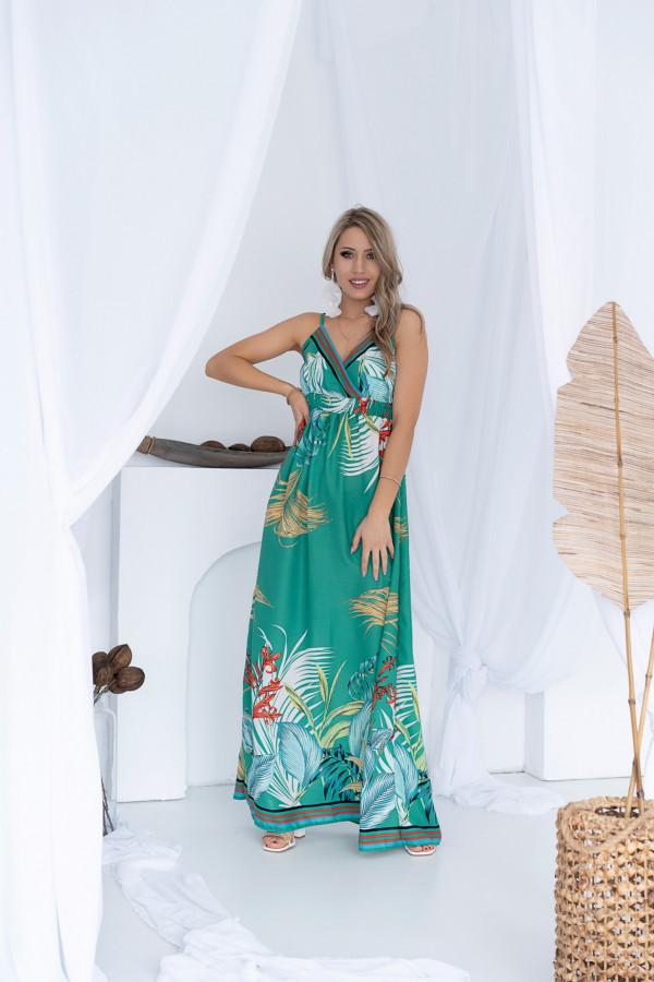 Sukienka HORTENSJA Miss Sara Slim 5