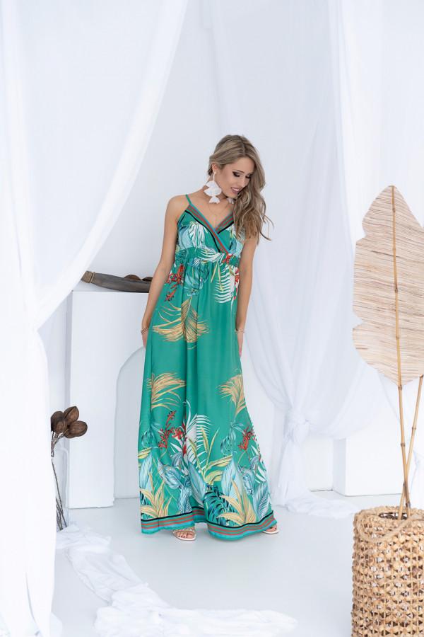 Sukienka HORTENSJA Miss Sara Slim 4