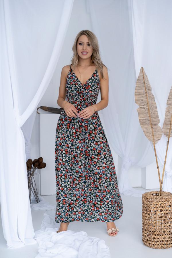 Sukienka ŁĄCZKA Miss Sara Slim 14