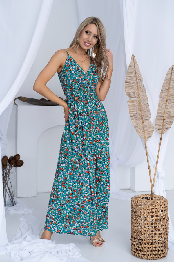 Sukienka ŁĄCZKA Miss Sara Slim 9