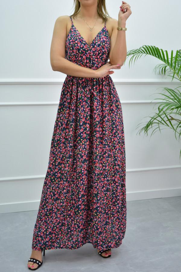 Sukienka FABIOLA Miss Sara Slim 8
