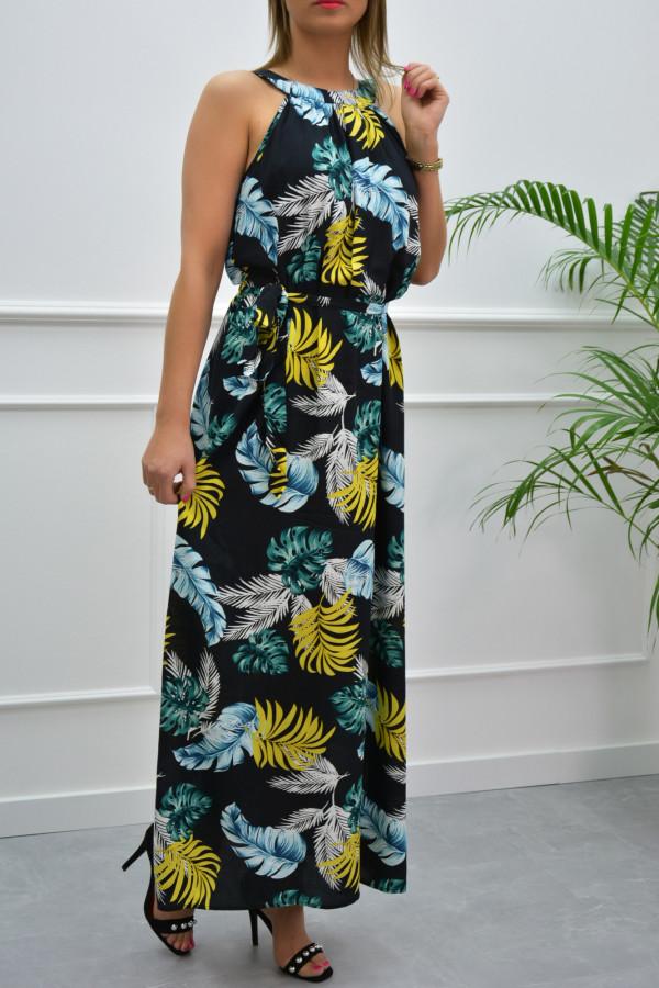 Sukienka LUIZA Miss Sara Maxi 8
