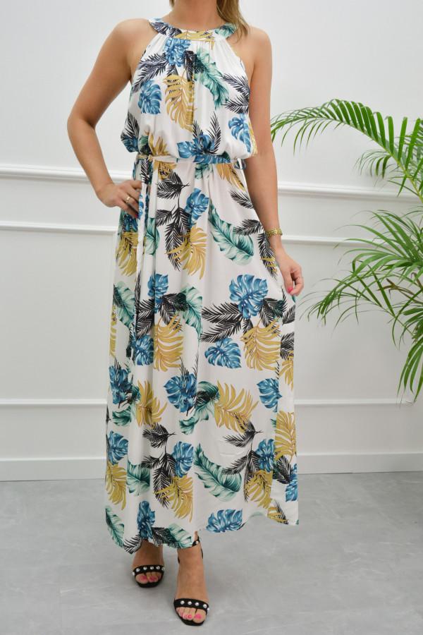 Sukienka LUIZA Miss Sara Maxi 9