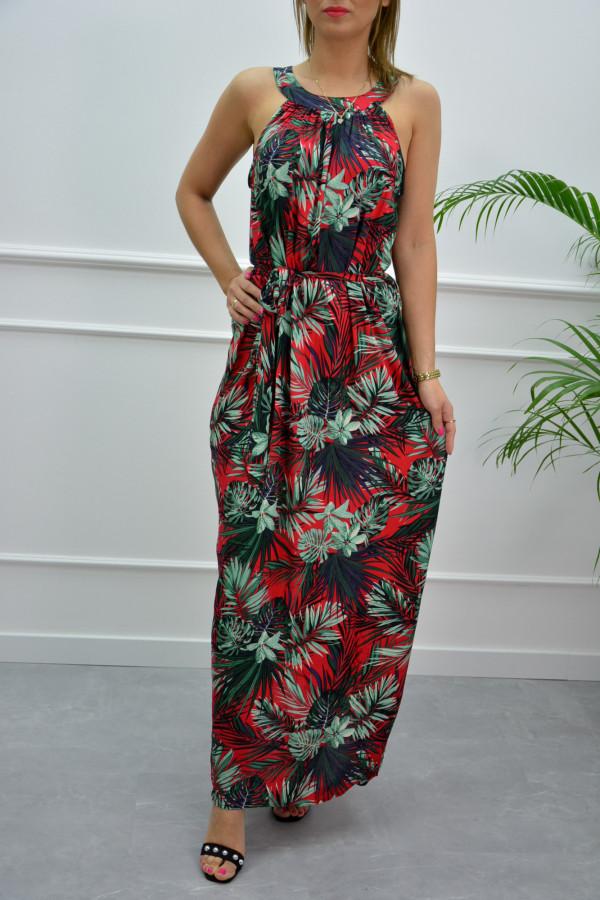 Sukienka HAWAII Miss Sara Maxi 2