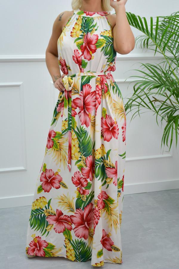 Sukienka NORA Miss Sara Maxi 5