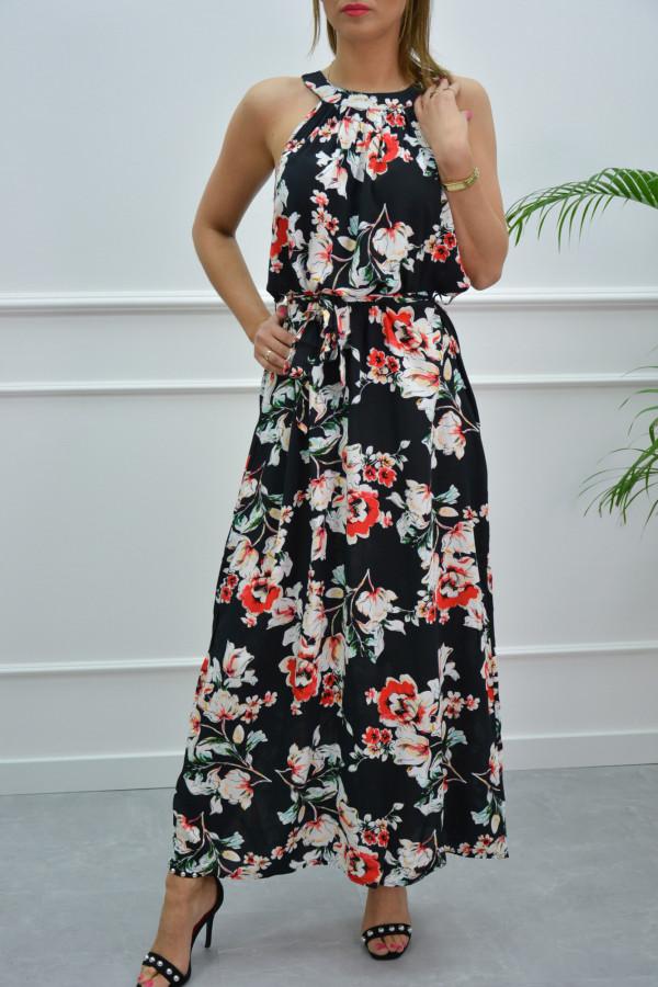 Sukienka GLORIA Miss Sara Maxi 4