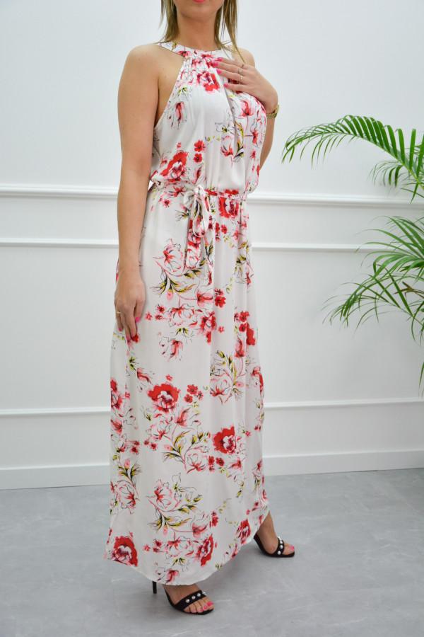 Sukienka GLORIA Miss Sara Maxi 8