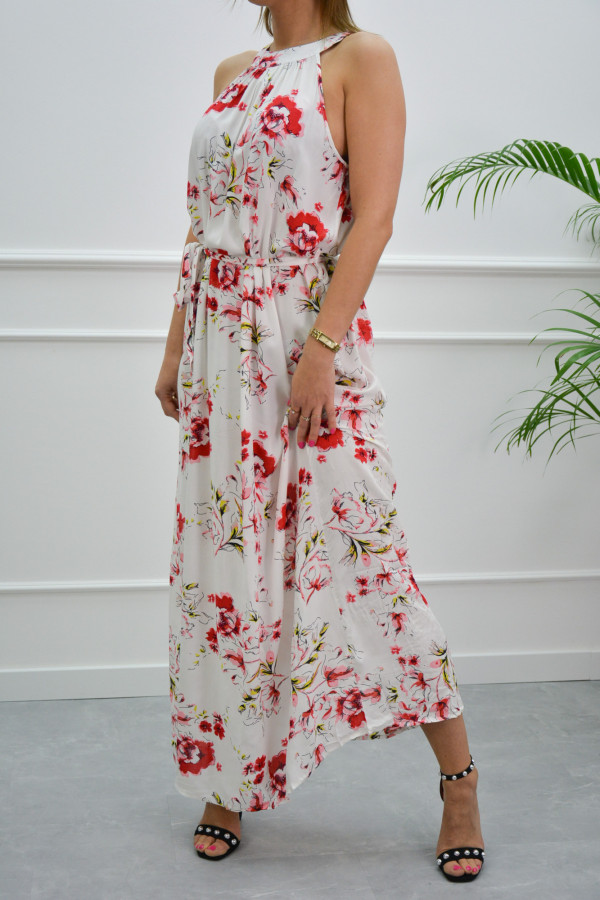 Sukienka GLORIA Miss Sara Maxi 9