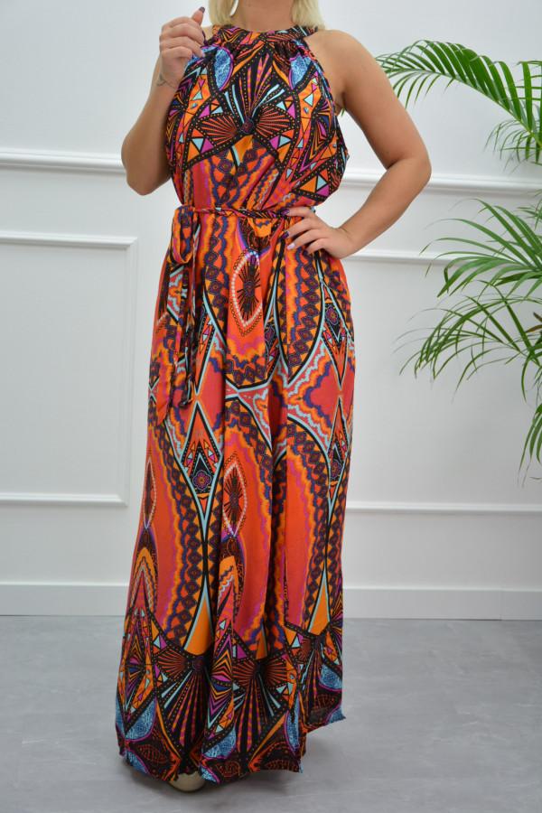 Sukienka ZANZIBAR Miss Sara Maxi 4