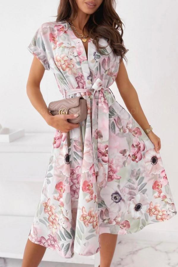 Sukienka BRAZIL FLOWER